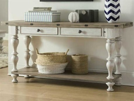 American Drew Litchfield 65'' Wide Rectangular Console Table