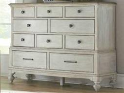 Litchfield Driftwood / Sun Washed 8 Drawers and up Double Dresser
