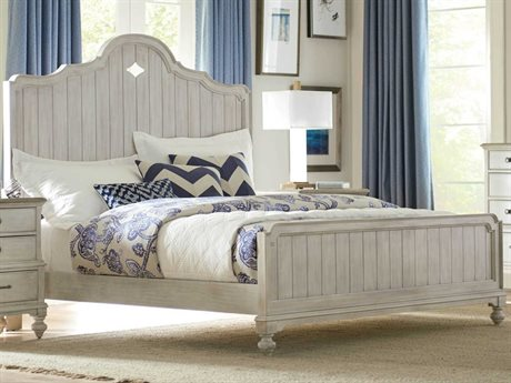American Drew Litchfield King Panel Bed