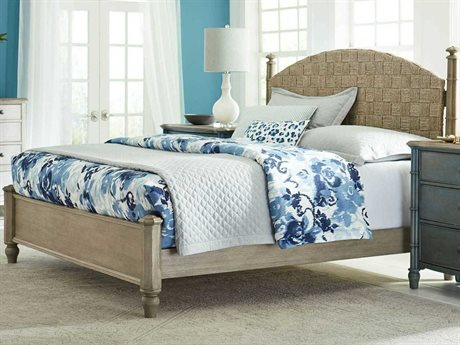 American Drew Litchfield King Poster Bed