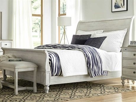 American Drew Litchfield King Sleigh Bed