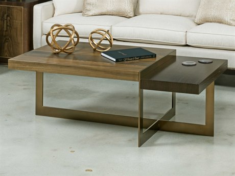 American Drew Modern Organics 52'' x 28'' Ogden Rectangular Cocktail Table AD600910
