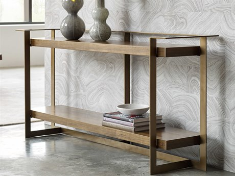 American Drew Modern Organics 62'' Wide Rectangular Console Table AD600926