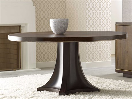 American Drew Modern Organics 60 Wide Round Dining Table