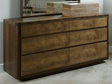 American Drew Modern Organics 6 Drawers Double Dresser AD600130