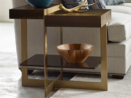 American Drew Modern Organics 28'' Wide Rectangular End Table AD600918