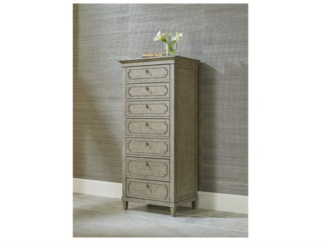 American Drew Savona Marie Maple and Elm Seven-Drawer Lingerie Chest AD654221