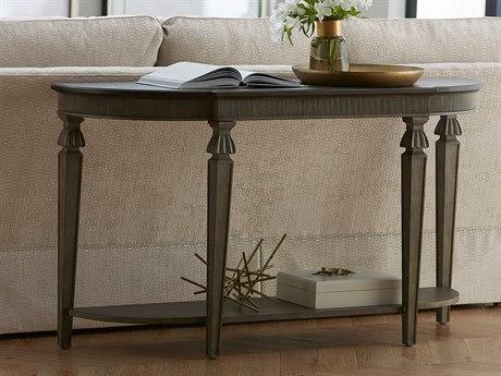 American Drew Savona Amalia 58'' x 17'' Demilune Console Table AD654925