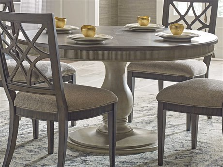 American Drew Savona Octavia 56'' Round Extension Dining Table AD654701R