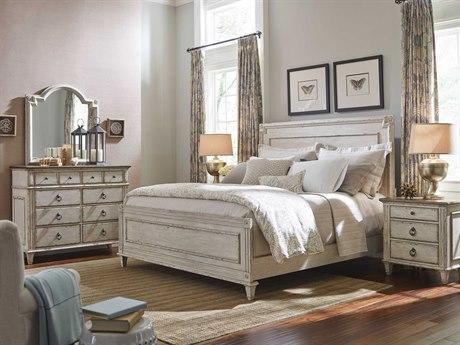 American Drew Southbury Panel Bed Bedroom Set AD513304RSET