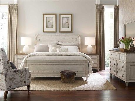 American Drew Southbury Panel Bed Bedroom Set AD513304RSET1