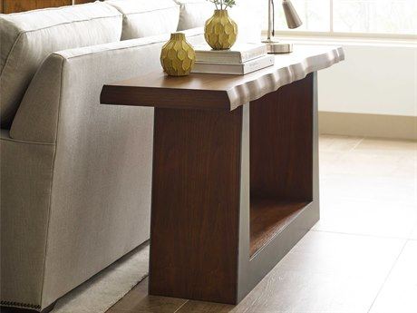 American Drew Modern Synergy Juxtapose 68'' x 17'' Rectangular Console Table AD700925