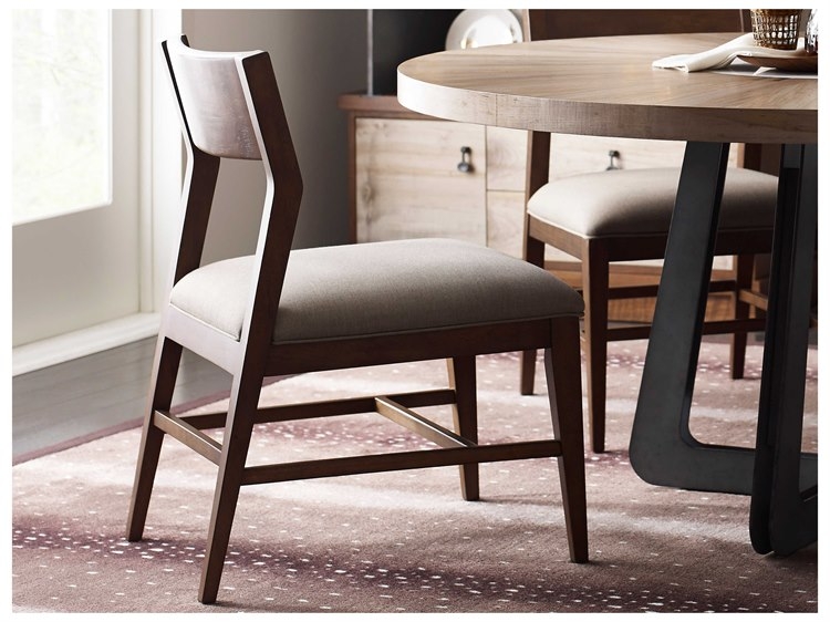 Admirable American Drew Modern Synergy Vantage Dining Side Chair Sold In 2 Caraccident5 Cool Chair Designs And Ideas Caraccident5Info