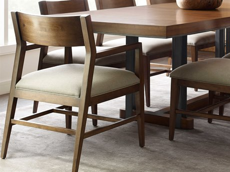 American Drew Modern Synergy Vantage Dining Arm Chair (Sold in 2)