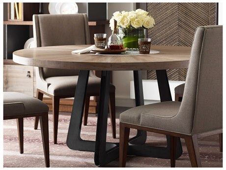 American Drew Modern Synergy Concentric 62'' Round Dining Table AD700706R