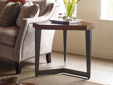 American Drew Modern Synergy Triangulate 30'' Lamp End Table AD700919