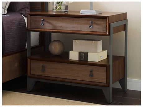 American Drew Modern Synergy Suspend 32'' x 19'' Nightstand AD700421
