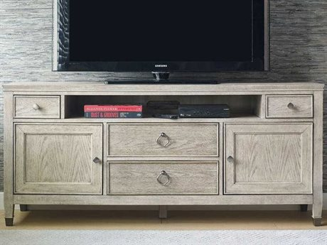 American Drew Vista Oyster TV Stand AD803585