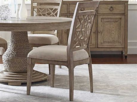 American Drew Vista Oyster Side Dining Chair (Sold in 2)