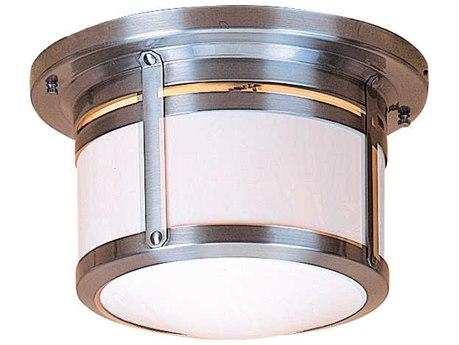 Arroyo Craftsman Berkeley 2-light Glass Outdoor Ceiling Light