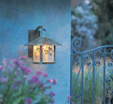 Arroyo Craftsman Evergreen Outdoor Wall Sconce AYEB12