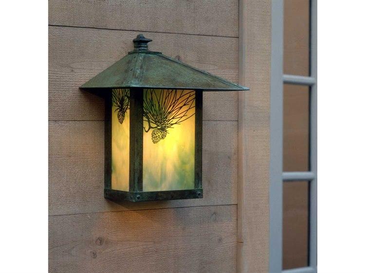 Arroyo Craftsman Evergreen Outdoor Wall