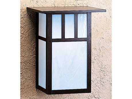 Arroyo Craftsman Huntington Outdoor Wall Sconce AYHS12