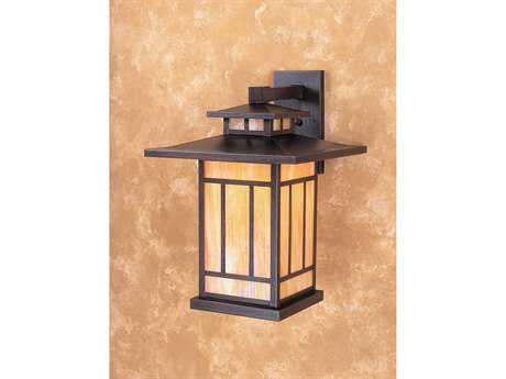 Arroyo Craftsman Kennebec Outdoor Wall Sconce AYKB12