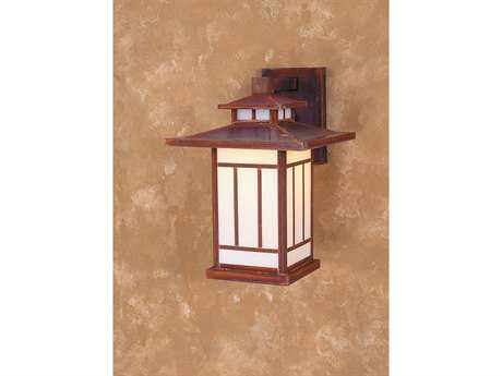 Arroyo Craftsman Kennebec Outdoor Wall Sconce AYKB9