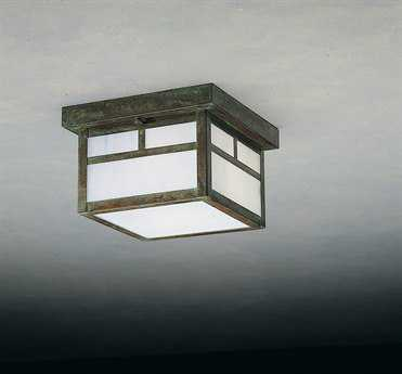 Arroyo Craftsman Mission Two-Light Outdoor Pendant