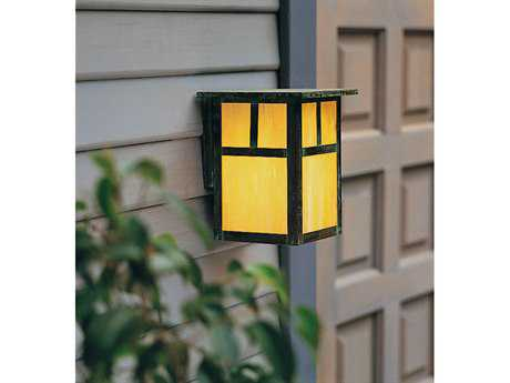 Arroyo Craftsman Mission Outdoor Wall Sconce AYMW6