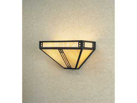 Arroyo Craftsman Prairie Two-Light Outdoor Wall Sconce AYPS12