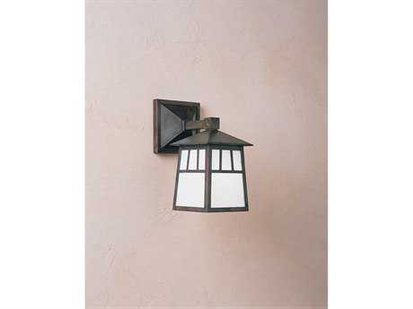 Arroyo Craftsman Raymond Outdoor Wall Sconce AYRB6W