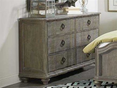 A.R.T Furniture Allie Remnant Six-Drawers Double Dresser AT4041302639