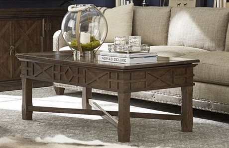 A.R.T. Furniture American Chapter Makers 48'' Wide Rectangular Coffee Table AT2473002912