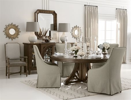 A.R.T. Furniture American Chapter Dining Room Set AT2472242912SET