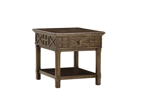 A.R.T. Furniture American Chapter Makers 24'' Wide Square End Table