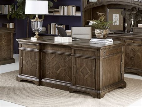 A.R.T. Furniture American Chapter Makers Executive Desk AT2478312912