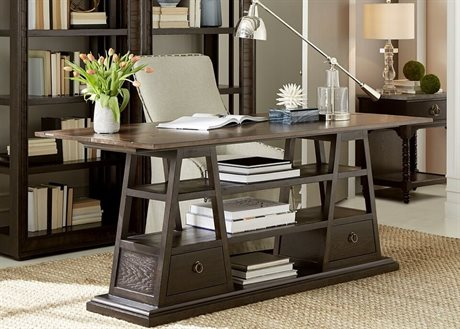 A.R.T. Furniture American Chapter Rye & Makers Secretary Desk AT2473072940