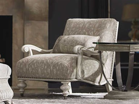 A.R.T. Furniture Arch Salvage Crane Mist & Cirrus Accent Chair AT5335345039AA