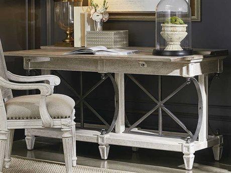 A.R.T. Furniture Arch Salvage Vaux Cirrus 60''L x 20''W Rectangular Computer Desk AT2333272817