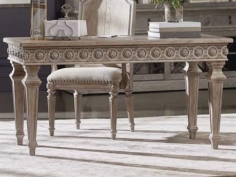 A.R.T. Furniture Arch Salvage Gabriel Parch 58''L x 27''W Rectangular Writing Desk AT2334212802