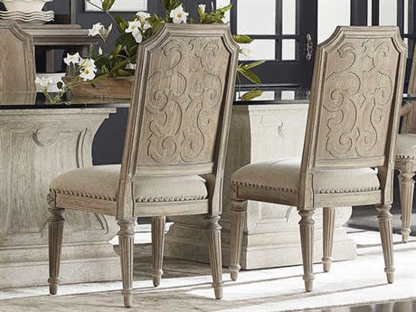 A.R.T. Furniture Arch Salvage Mills Parch Dining Side Chair (Set of 2) AT2332022802