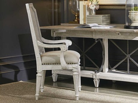 A.R.T. Furniture Arch Salvage Mills Cirrus Dining Arm Chair (Sold in 2)