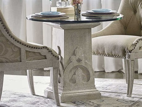 A.R.T. Furniture Arch Salvage Cirrus Round Dining Table AT233309281736