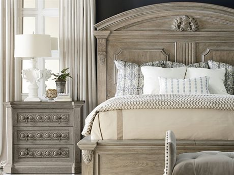 A.R.T. Furniture Arch Salvage Bedroom Set