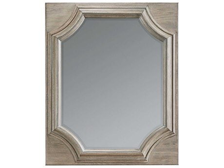 A.R.T. Furniture Arch Salvage Searless Parch 48''W x 40''H Square Wall Mirror
