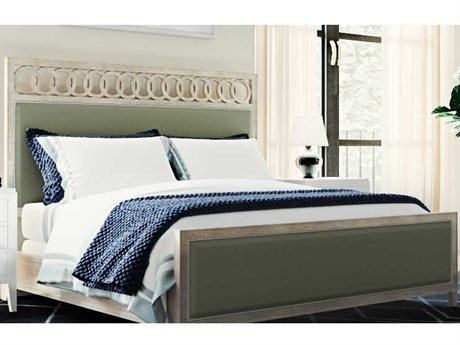 A.R.T. Artiste Furnishings Eise King Panel Bed AAA2411021W