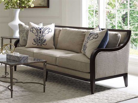 A.R.T. Furniture Bristol Seine Pewter Sofa Couch AT5165215001AA
