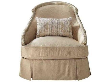 A.R.T. Furniture Chamberlain Bezel Swivel Accent Chair